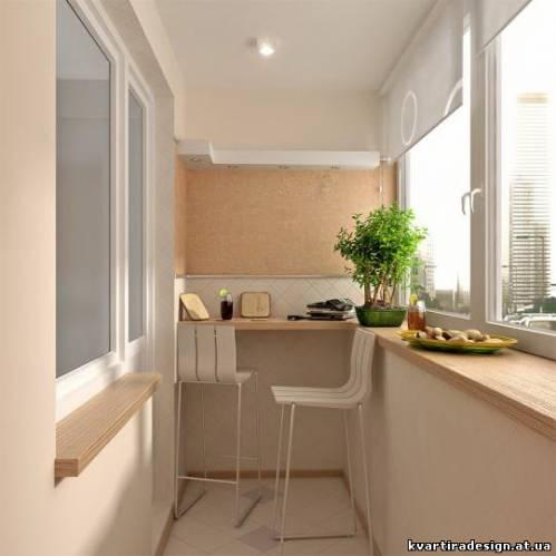 Балконы фото, интерьер, ремонт и дизайн балконов
