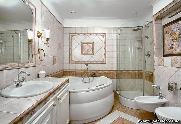 отделка туалета и ванной фото.