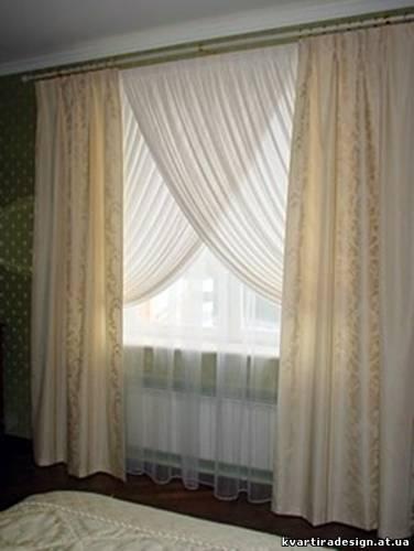 Фото современный дизайн штор